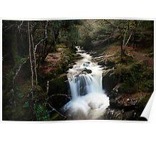 Torc River Falls 2 Poster