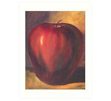 """Apple Study""  SOLD Art Print"