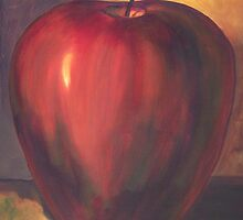 """Apple Study""  SOLD by Susan Dehlinger"