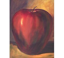 """Apple Study""  SOLD Photographic Print"