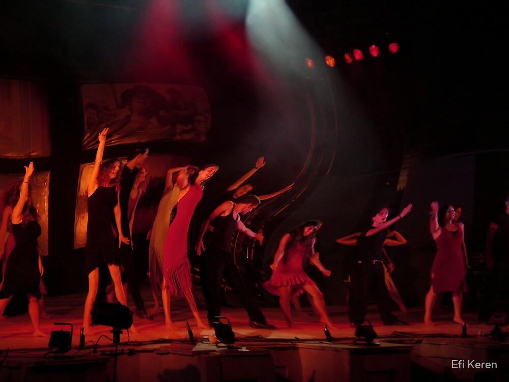 Dance  by Efi Keren