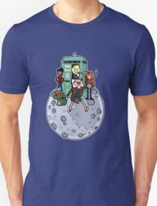 Adventure Time and Space T-Shirt