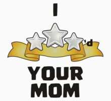 Clash of Clans - I Three Starred Your Mom T-Shirt
