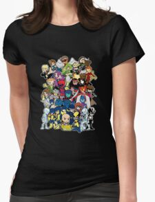 Lil X Womens Fitted T-Shirt
