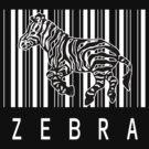 Zebra Bar Code by Samuel Sheats