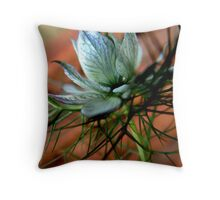 Love in a Mist Throw Pillow