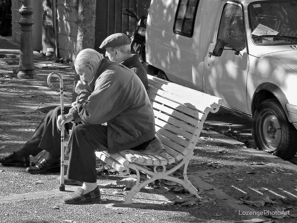 Elderly Spaniards by LozengePhotoArt