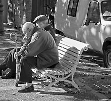 Elderly Spaniards by LozengePhotoArt
