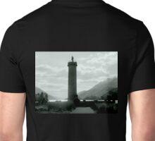 Jacobite Memorial , Glenfinnan Unisex T-Shirt