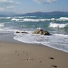 Crete Seascape by emele