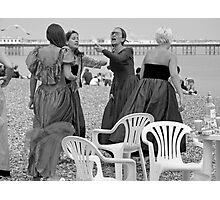 Beach Belles Photographic Print