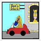 Don's Drive In by Hagen