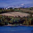 Along the St. Lawrence by Carolyn Bishop