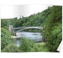 Craigellachie Bridge II Poster