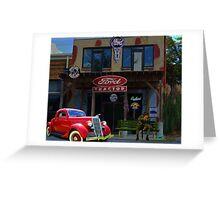 Moody, Alabama USA Greeting Card