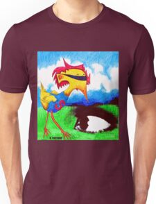 Super Bird Unisex T-Shirt
