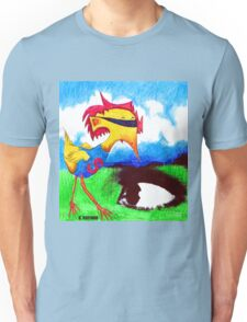 Super Bird Unisex T-Shirt