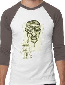 Please Men's Baseball ¾ T-Shirt