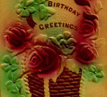 Birthday Greetings  by sword