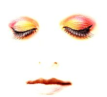 make up experimentation by matthew ryan