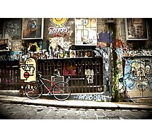 Hosier Lane Melbourne Photographic Print