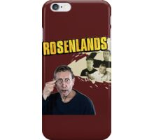 Rosenlands iPhone Case/Skin