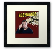 Rosenlands Framed Print