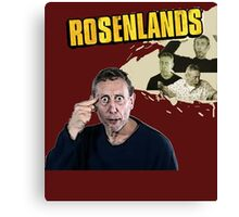 Rosenlands Canvas Print