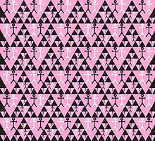 Gay Men Icon Pattern by Thisisnotme