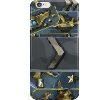 Rankmash Silver 1 iPhone Case/Skin