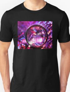 Crystal Ball Future Unisex T-Shirt