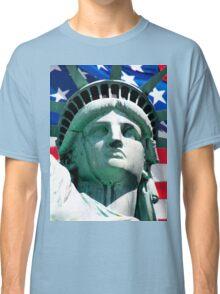 Statue of Liberty, New York, USA Classic T-Shirt