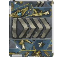 Rankmash Silver elite iPad Case/Skin