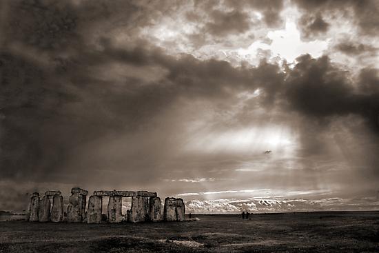 Stonehenge by David Elliott