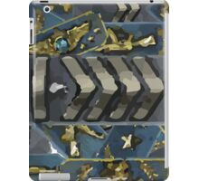 Rankmash Silver elite master iPad Case/Skin
