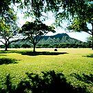 Diamond Head Oahu Hawaii  by kevin smith  skystudiohawaii