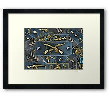 Rankmash master guardian elite Framed Print