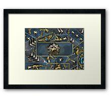 Rankmash Distinguished master guardian Framed Print