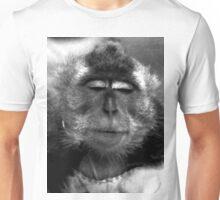 Cute monkey Unisex T-Shirt