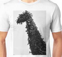 giraffe topiary Unisex T-Shirt