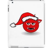 Christmas Devil iPad Case/Skin