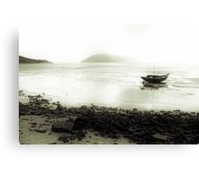 Desolate Con Son Bay Canvas Print