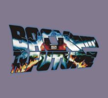 Back to the Future-Time travel Kids Clothes