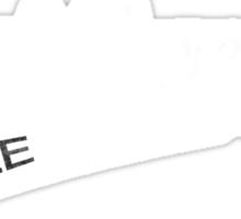 Great Ptrenees Rule Sticker