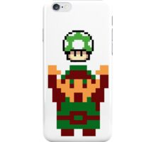 Who needs a fairy when you have a 1up? iPhone Case/Skin