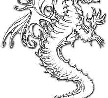 Dragon of Power by Matt83artist