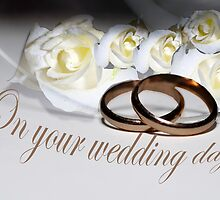 Your wedding day by Maree Toogood
