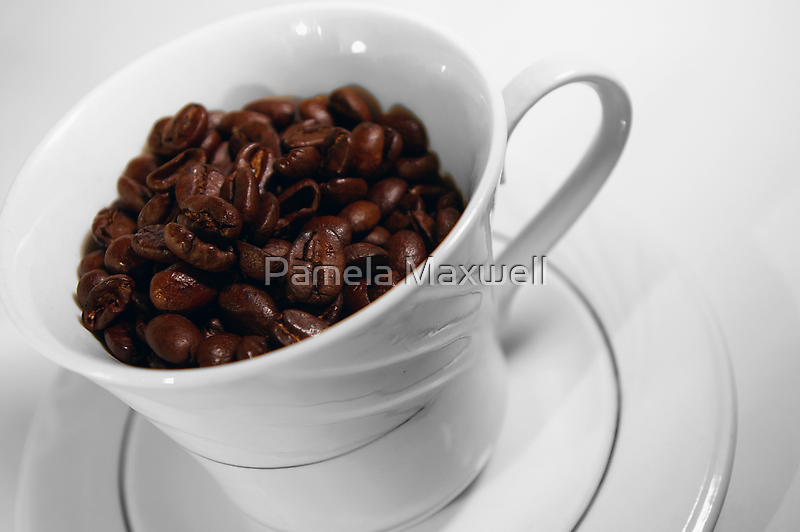 Coffee Cup by Pamela Maxwell
