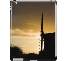 Windmill in Norfolk #2 iPad Case/Skin