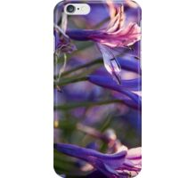 Agapanthas 11 iPhone Case/Skin
